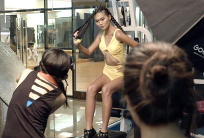 ALL! Activewear Behind the Scenes